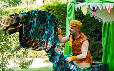 Peliagudo Arte & Circo «Fakir Chomon-Kan»  18sep.